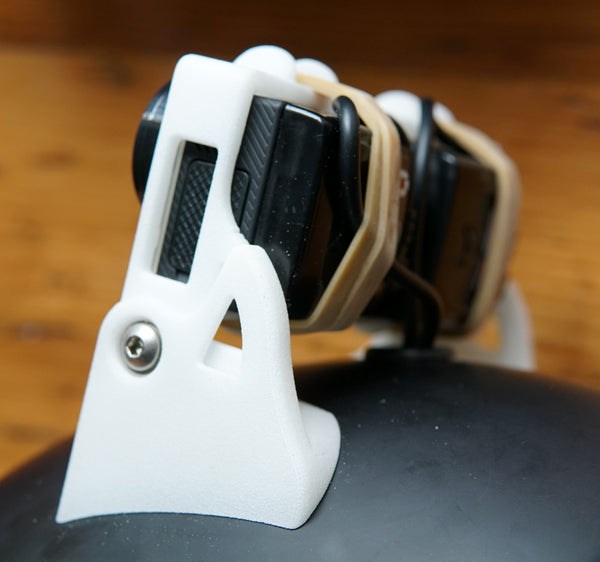 Anti-Snag Dual GoPro Mount for Skydiving