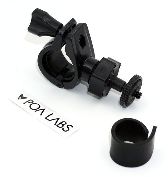 Handlebar Camera Clamp w/ 360 Degree Swivel