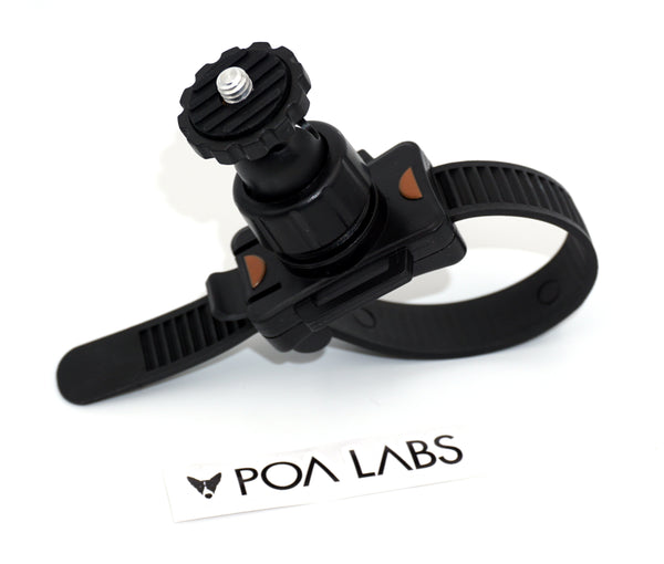 Strap Mount with 360-degree Swivel