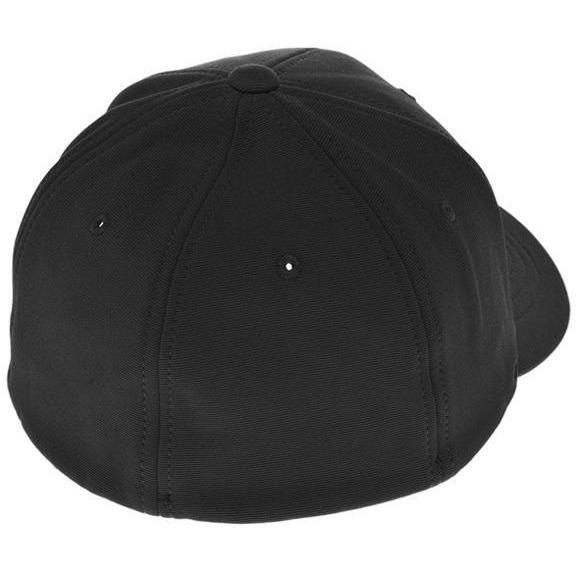 Flexfit Mini Ottoman Cap - Black