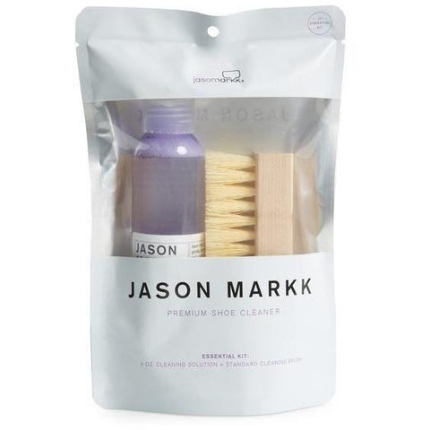 Jason Markk Shoe Cleaner 4 oz. Solution + Standard Cleaning Brush