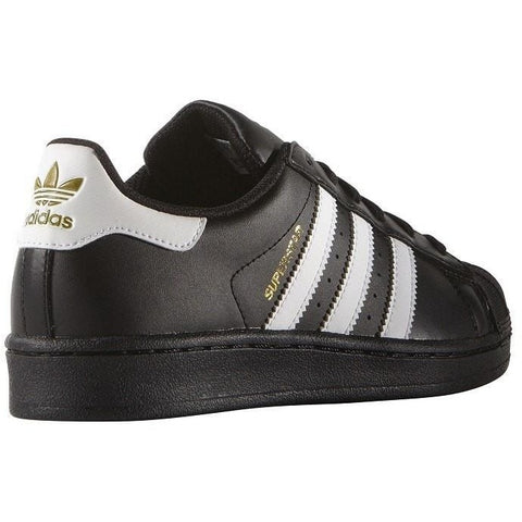 adidas Superstar Foundation Kids - Black / White
