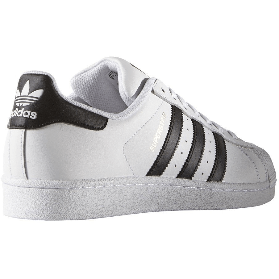 d269b768b0de1 Adidas Superstar Foundation White   Black - West Brothers