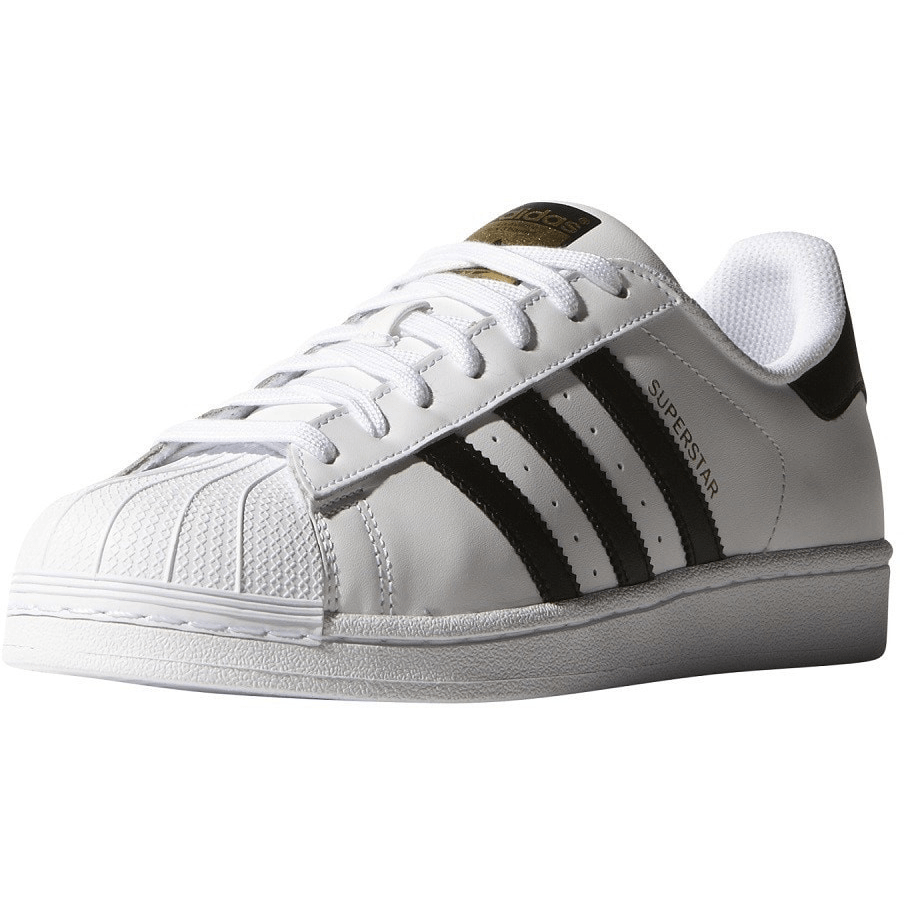 the latest 8cc86 6d054 Adidas Superstar Foundation White   Black - West Brothers