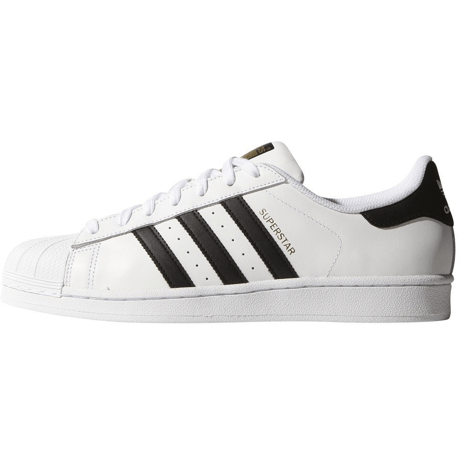 Shop adidas Superstar Foundation White Black Online