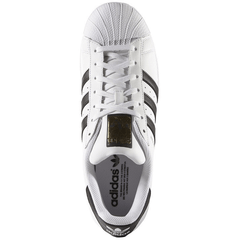 Adidas Superstar Foundation White / Black - West Brothers