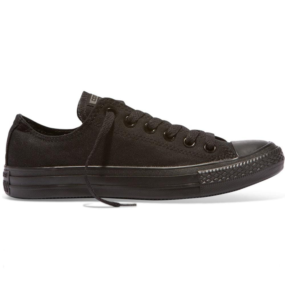 Converse All Star Low - Black Monochrome