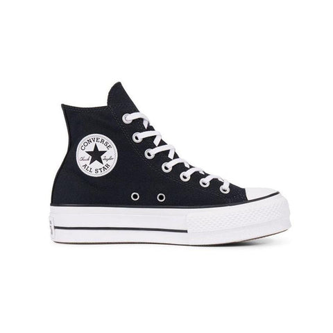 Converse CT Lift Canvas Hi - Black / White
