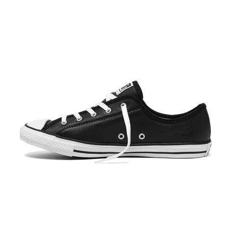 Converse Dainty Leather 2.0 - Black / White
