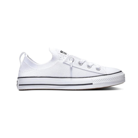 Converse Shoreline Knit Slip-On - White