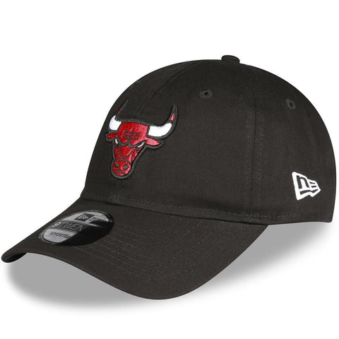New Era 920 Strapback Chicago Bulls - Black