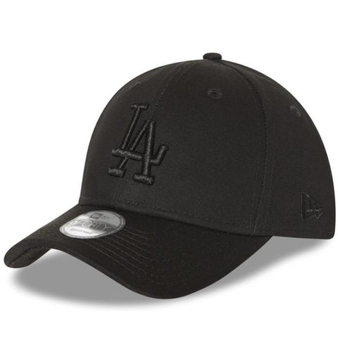 New Era 940 Strapback LA Dodgers - Black on Black