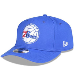 New Era 950 Pre-Curved Stretch Snapback Philadelphia 76ers - Royal