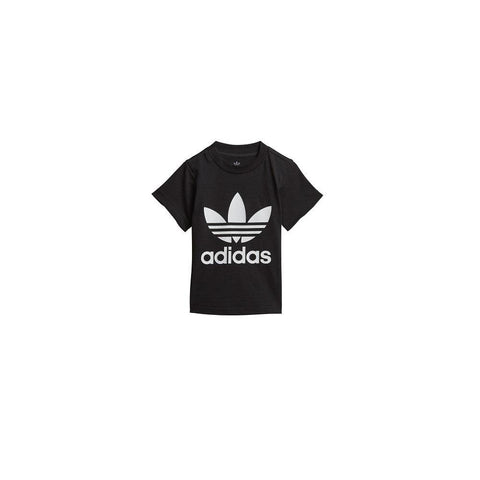 adidas Infants Trefoil Tee - Black
