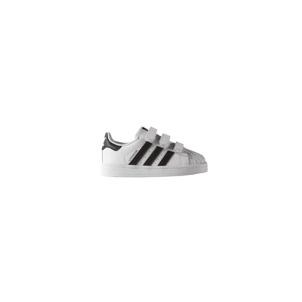 adidas Superstar CF Infants - White / Black
