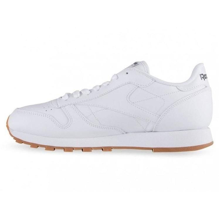 Reebok Classic Leather - White / Gum