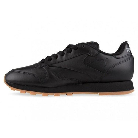 Reebok Classic Leather - Black / Gum