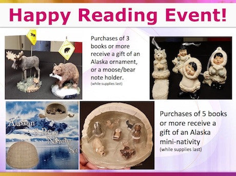 Alaska Family Books Home Page