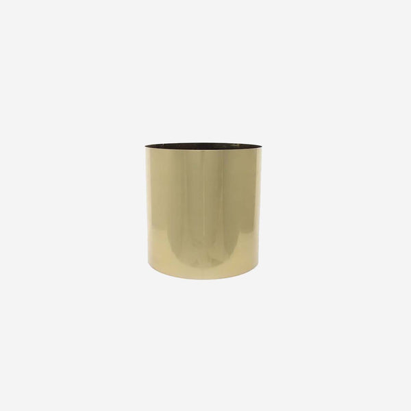 Cooee Brass Pot - DISPLAY