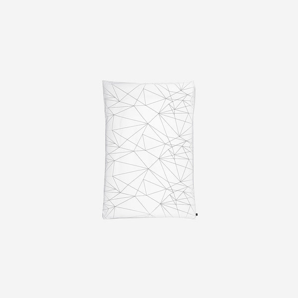 ooh noo Duvet Cover Geometric Web