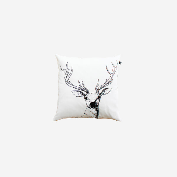 ooh noo Very Deer Cushion