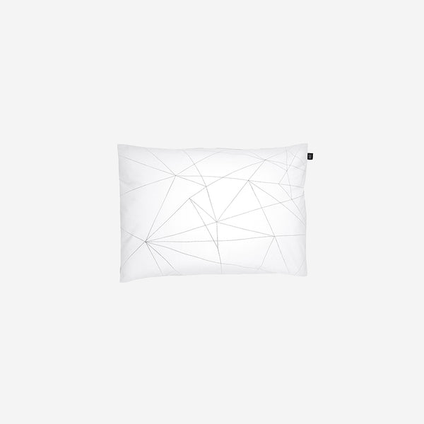 ooh noo Pillowcase Geometric Web