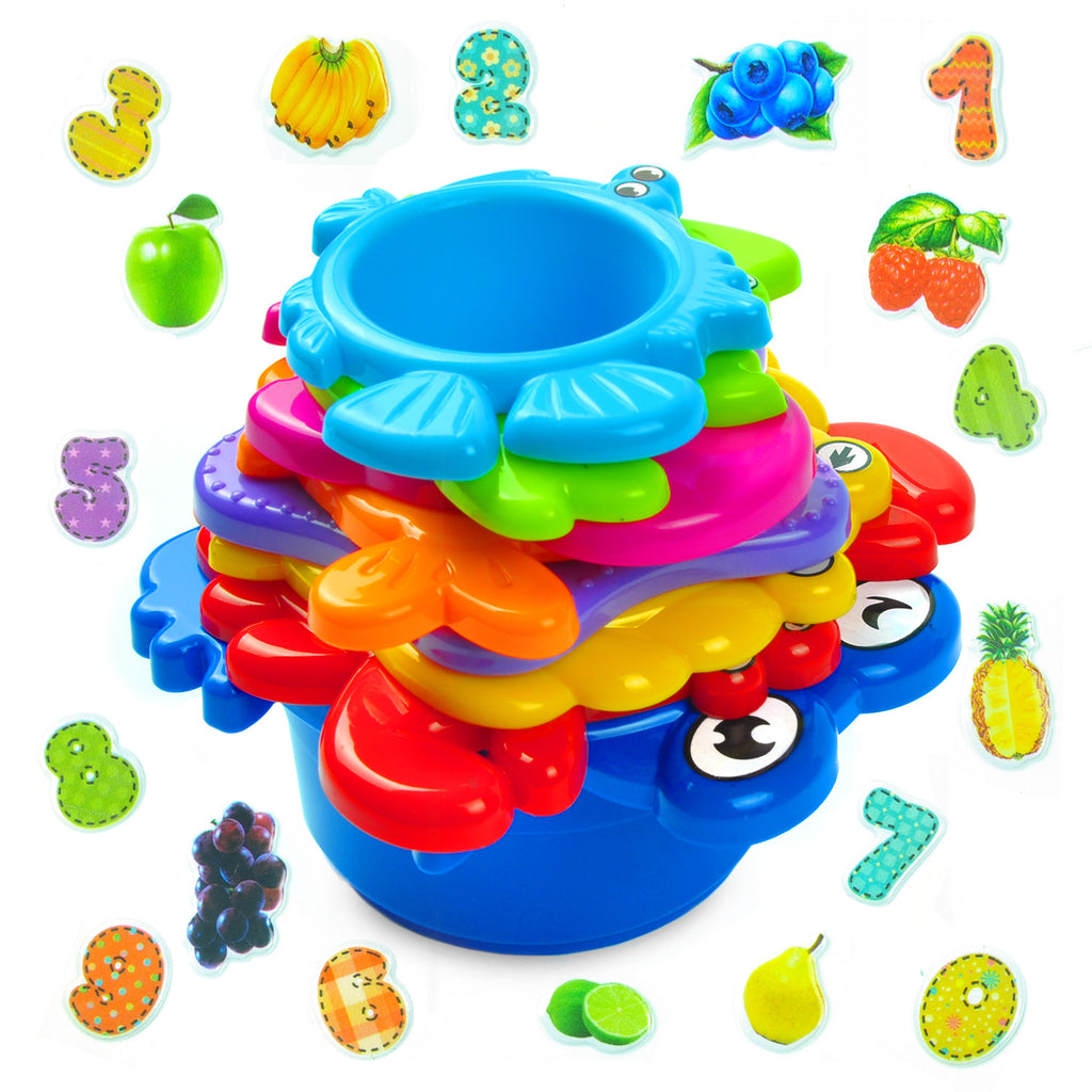 My First Stacking Cups for Toddlers