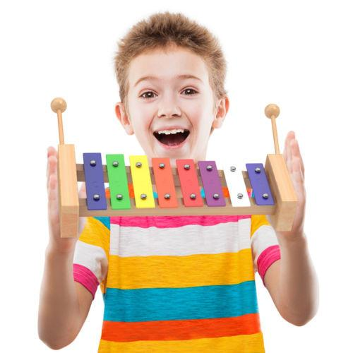 Wooden Xylophone with FREE Song Book for Kids! (LIMITED OFFER ONLY)