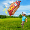 Ice Cream Kite and Hotdog Kite Bundle