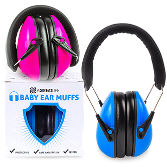 cc1ff5abe08 aGreatLife Safest Rated Noise Cancelling Headphones - Baby Ear Protector  Earmuffs -Headphones Noise Reduction ...