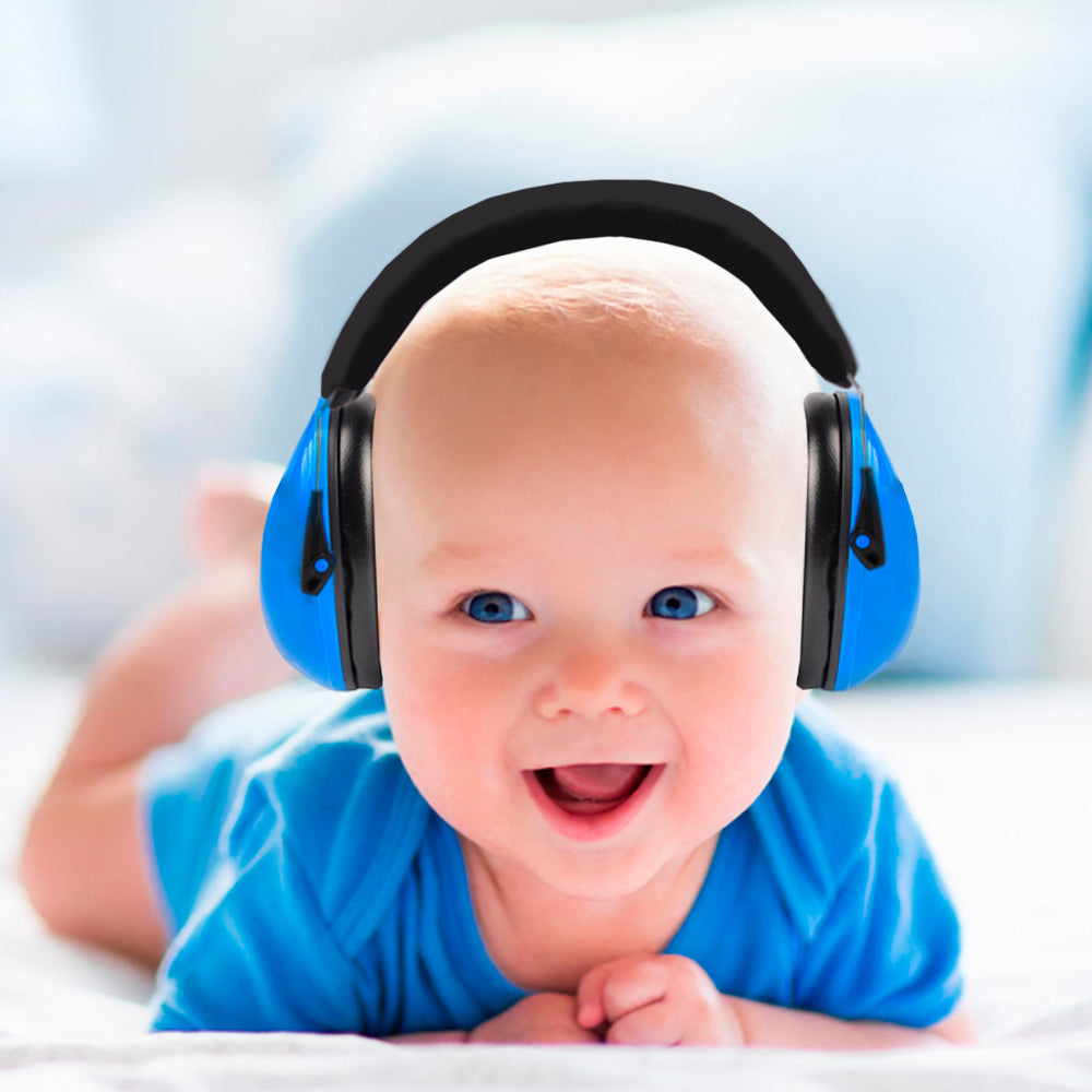Baby Earmuffs Ear Protection Noise Cancelling Headphones for Babies