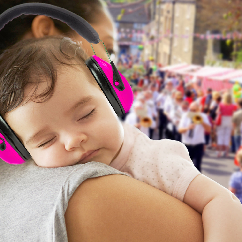 ba633b86423 ... aGreatLife Safest Rated Noise Cancelling Headphones - Baby Ear  Protector Earmuffs -Headphones Noise Reduction ...
