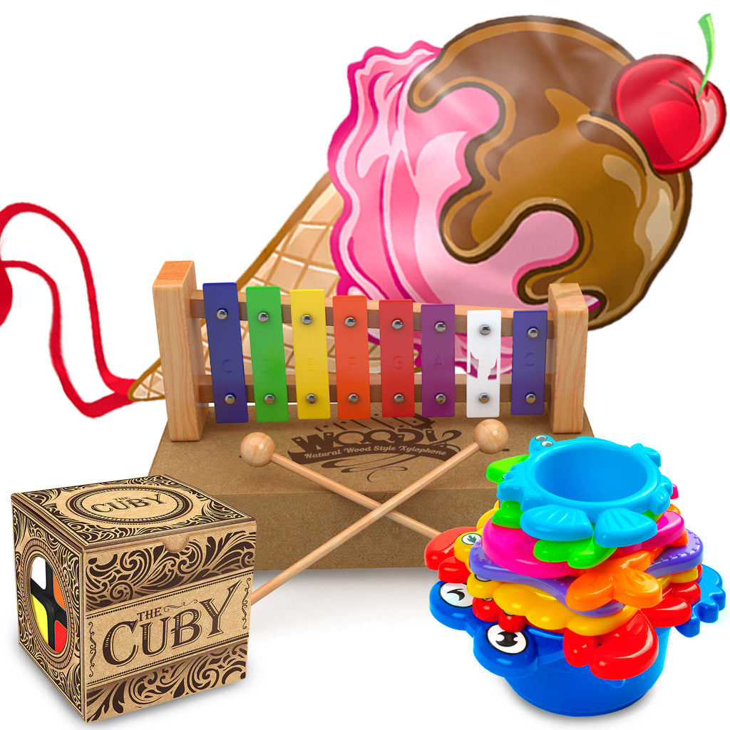 Child-friendly Toy Set