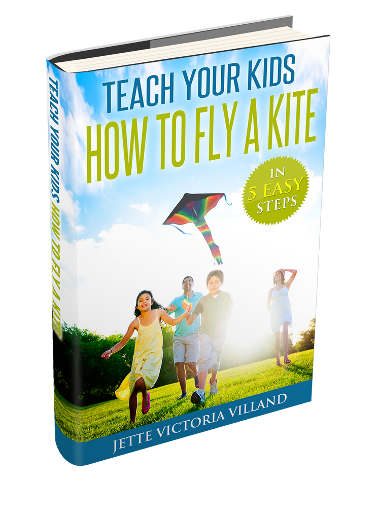 EBOOK: How to Fly a Kite (in 5 Easy Steps) - PDF