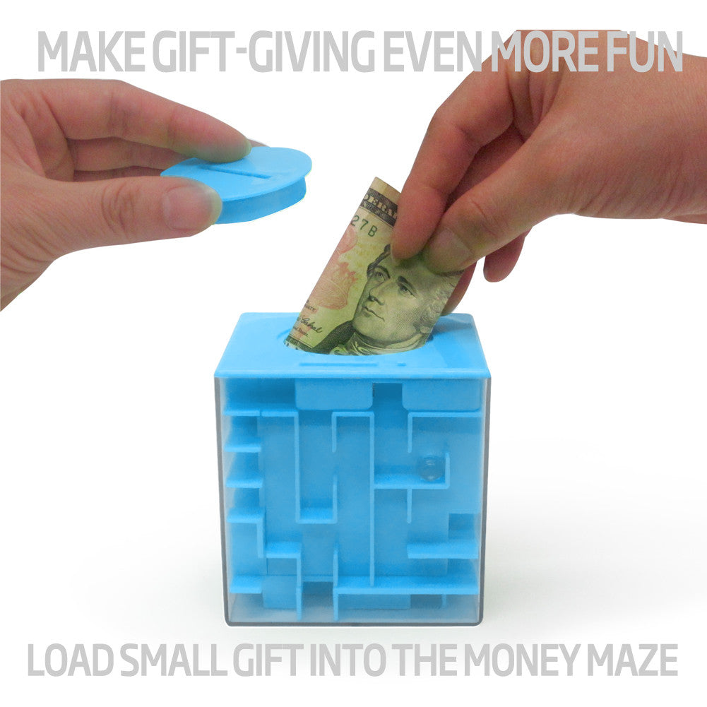 Money Maze: Unique Way to Give Gifts for Special People
