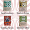 Winners Children Chess Cards Set