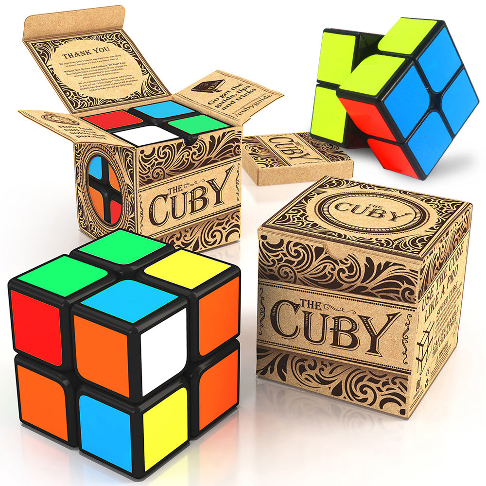 The Cube 2x2