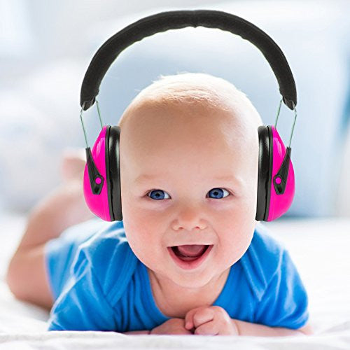 4a41136c376 ... Safest Rated Baby Earmuffs With Noise Cancelling Headphones for Babies  and Toddlers ...