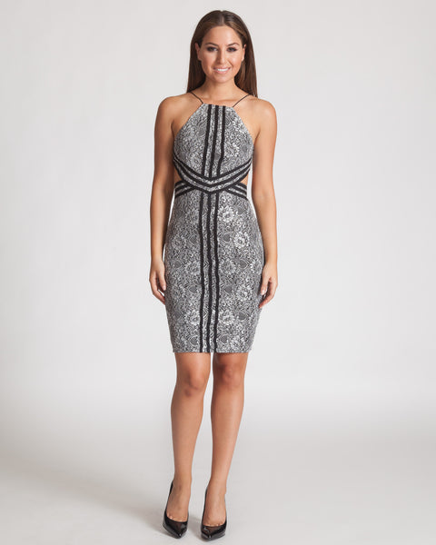 MADISON SQUARE BLURRED LINES DRESS