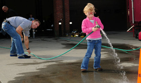 A garden hose is a flexible tube which people used inside their homes to convey water. Sometimes people attach it with sprinklers and sprayers at the end ... & Is Your Garden Hose Safe For Drinking? u2013 The Berkey