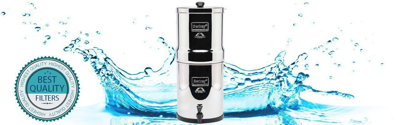 Berkey Water Filter Purifier