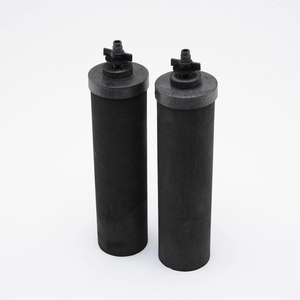 The Difference between the Black Berkey Filter and the Super Sterasyl Ceramic Filter