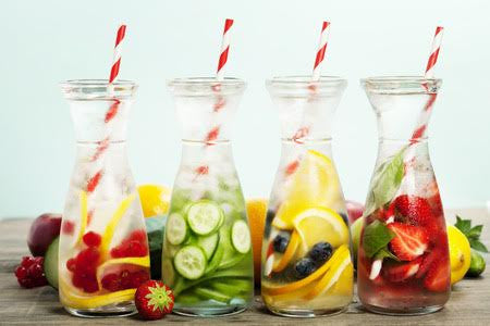 The 10 Best Natural Flavored Water Recipes