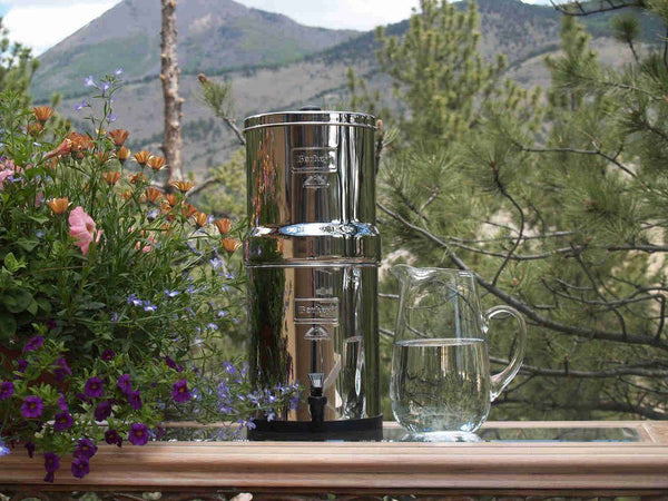 Big Berkey Special Set with Fluoride Removal Filters For $288.50