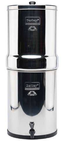 Imperial Berkey Water Filter Special Set with Fluoride Removal Filters