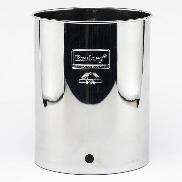 Lower Chamber Replacement For Berkey Water Filter Stainless Steel Systems