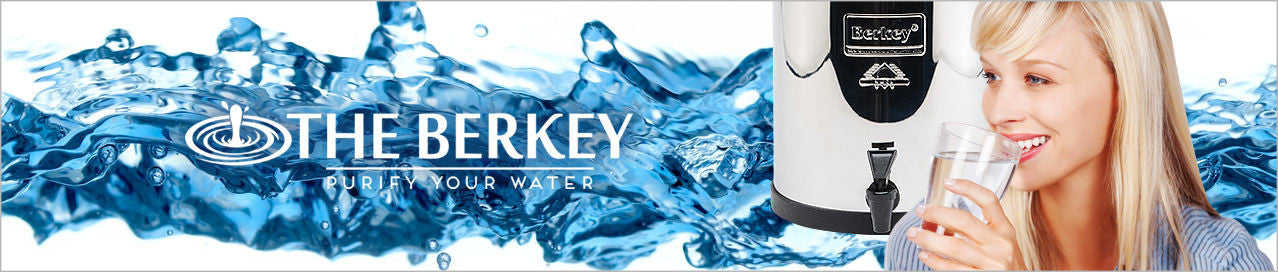 berkey water filters products