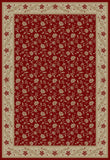 Concord Global Trading Imperial Serenity Red Area Rug - KINGDOM RUGS - 1