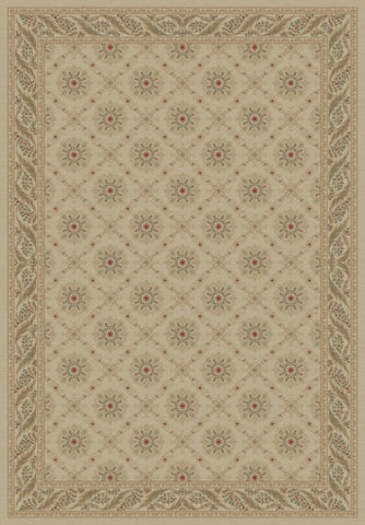 Concord Global Trading Imperial Aubosson Ivory Area Rug - KINGDOM RUGS - 1