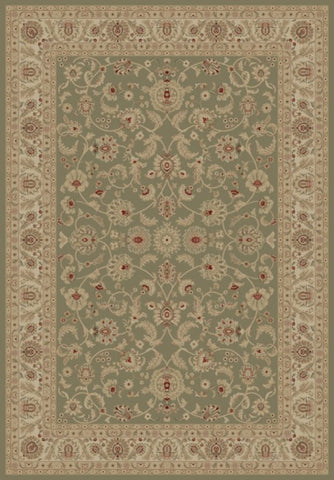 Concord Global Trading Imperial Bergama Heather Grey Area Rug - KINGDOM RUGS - 1